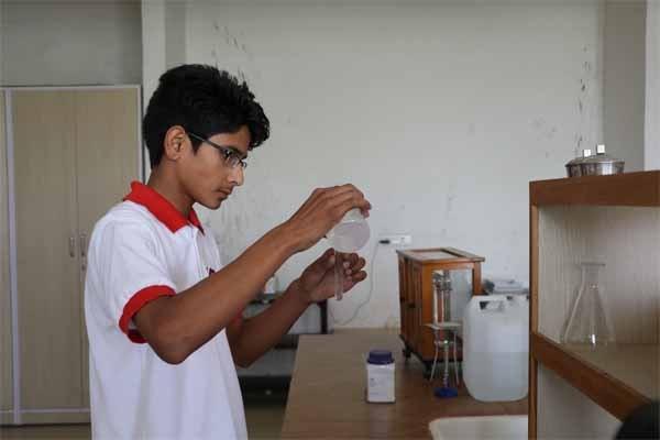 lab of VSI school