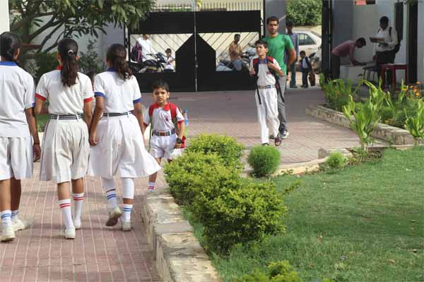 Vsi international School Pratap Nagar sanganer Jaipur