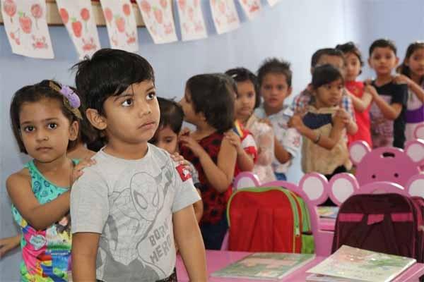 best play group school in jaipur