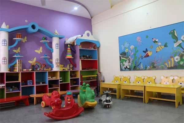 Play school in vsi international jaipur