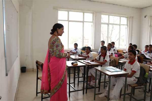 senior secondary school in jaipur