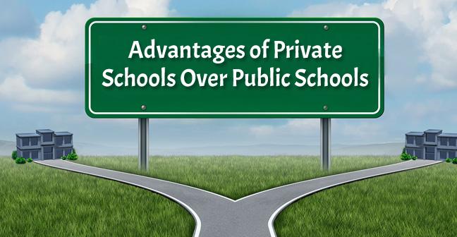 advantages-of-Private-schools-over-Public-schools