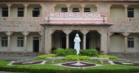top girls schools in india