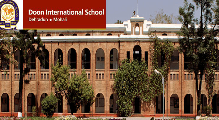 top schools of India