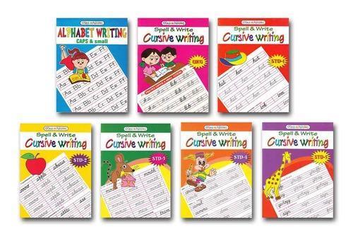 how to teach cursive writing to kindergarten